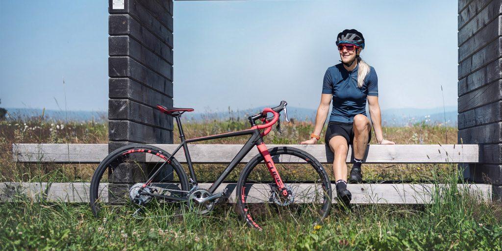 Racefietsen en mountainbikes voor dames