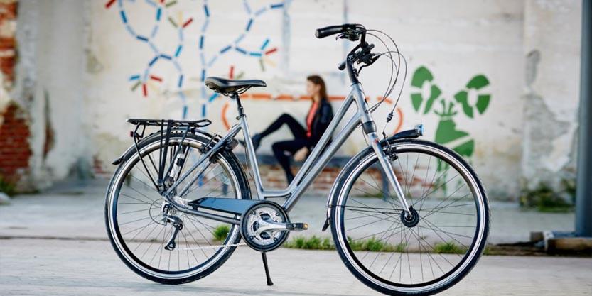 Hybride fietsen bij Post Fietsen