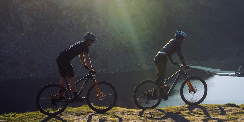 Cube bikes koop je bij Post Fietsen