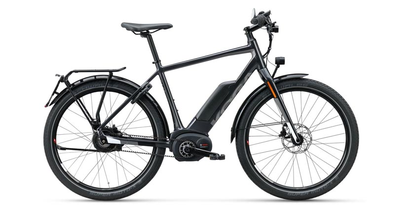 High speed e-bikes
